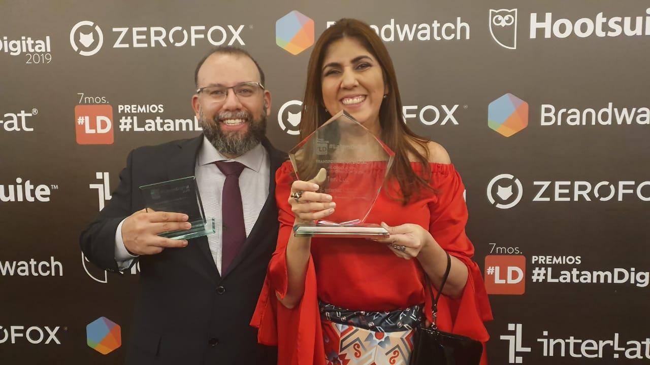 Nauta Marketing Digital gana premios